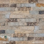 Natural Stone Veneers Bronze Drystack