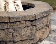 Belvedere Fire Pit Kit - New England Silica, Inc.