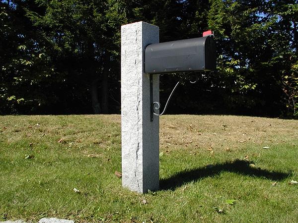 Mailbox Posts New England Silica Inc