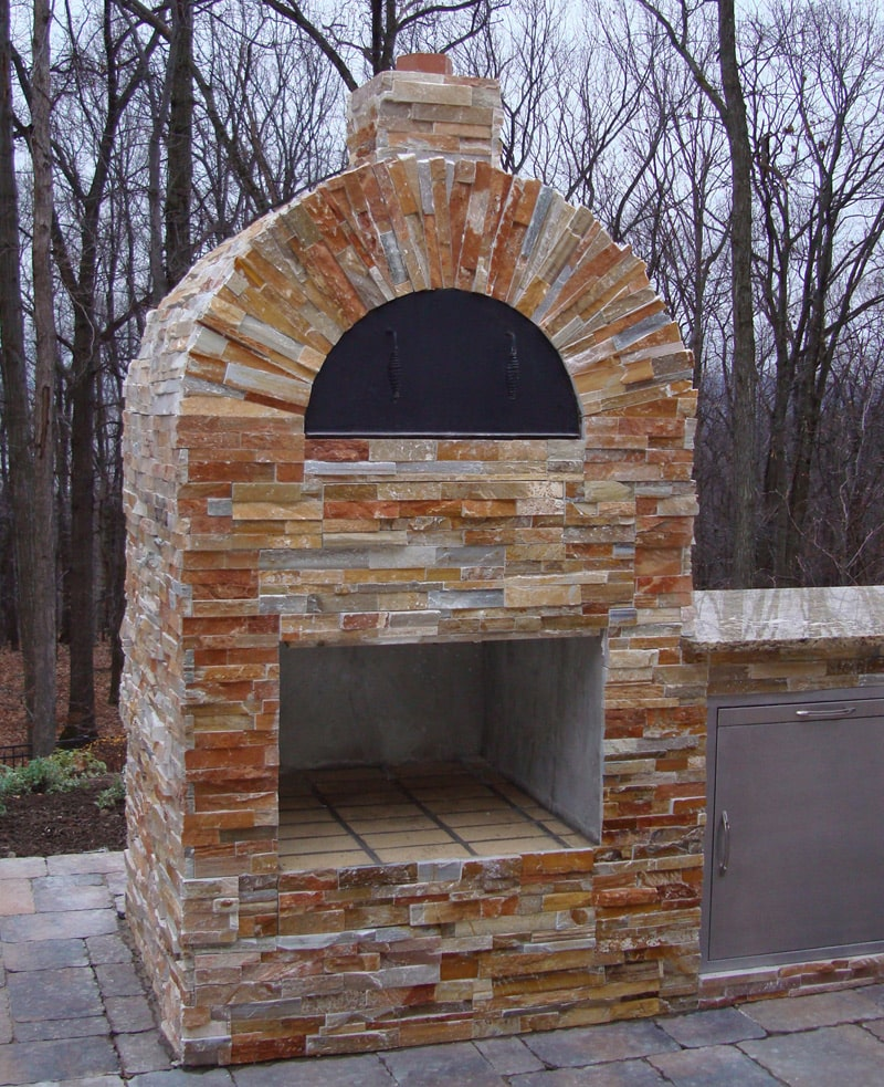 Amerigo Pizza Oven New England Silica Inc