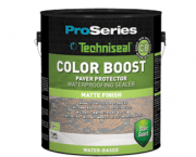 Color Boost Concrete Paver Sealer from Techniseal - CB