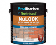 NuLOOK Concrete Paver Tinted Sealer from Techniseal - NL