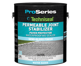 Techniseal Permeable Joint Stabilizer