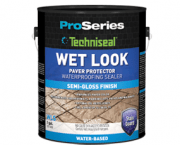 Wet Look Concrete Paver Sealer from Techniseal (WLS)