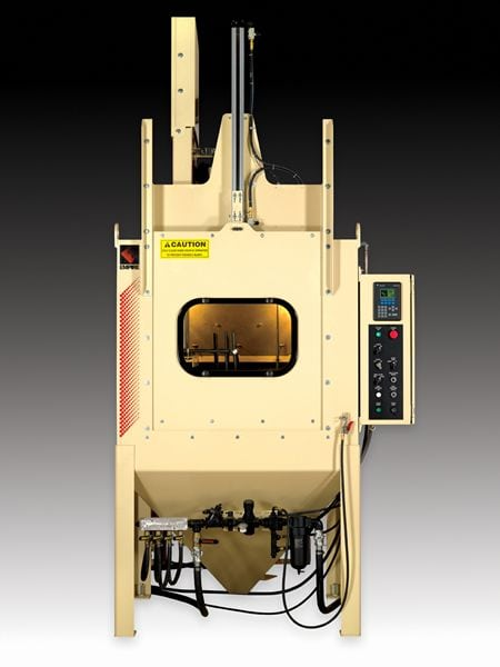 Single Piece Flow Cell Machines New England Silica Inc