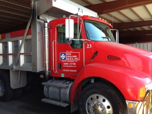 New England Silica Delivery Fleet