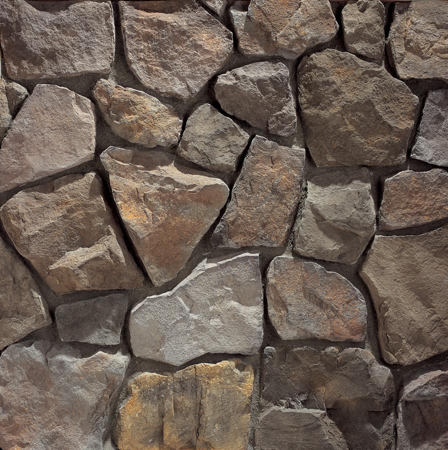 Eldorado Stone Country Rubble Polermo New England
