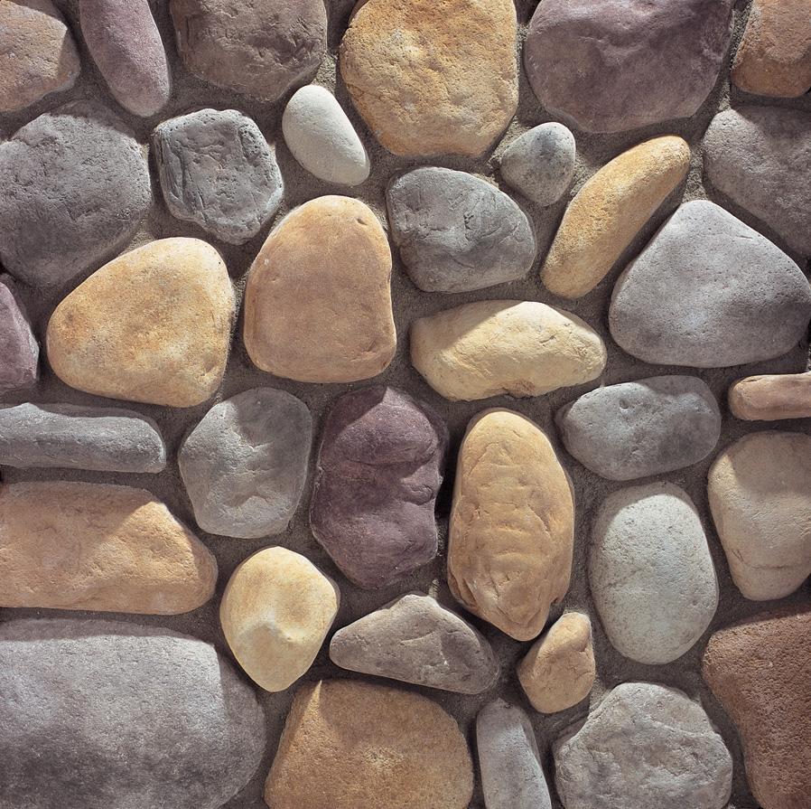 River Rock Stone : Eldorado stone river rock yakima new england silica inc