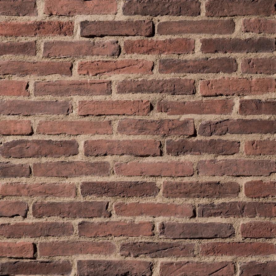 Eldorado stone roma brick bracciano new england silica for Faux brick edging