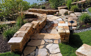 Natural Stone, Wallstone, Steps, Flagstone)