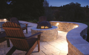 Fire, Water, & Landscape Lighting