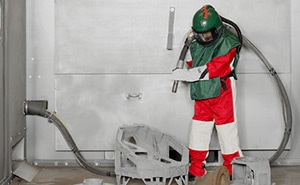 Sand Blasting Abrasives & Equipment