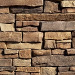 Mountain Ledge Panels are shaped like Eldorado's Mountain Ledge stones but they are precast as a panel system to facilitate ease of installation where larger stones are needed for a greater expanse or height. Available in blends of silver, auburn and sage, the 8″ to 20″ long panels retain the appearance and precision of individual Mountain Ledge stones hand-laid and dry-stack together.