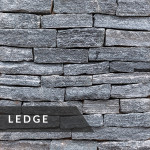 La Pietra Corithian Dark Collection Ledge