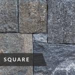 La Pietra Corithian Dark Collection Square