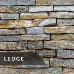 La Pietra Westchester Tan Collection Ledge