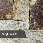 La Pietra Autumn Ridge Collection Square & Rectangles
