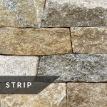 La Pietra Country Fieldstone Collection Strip
