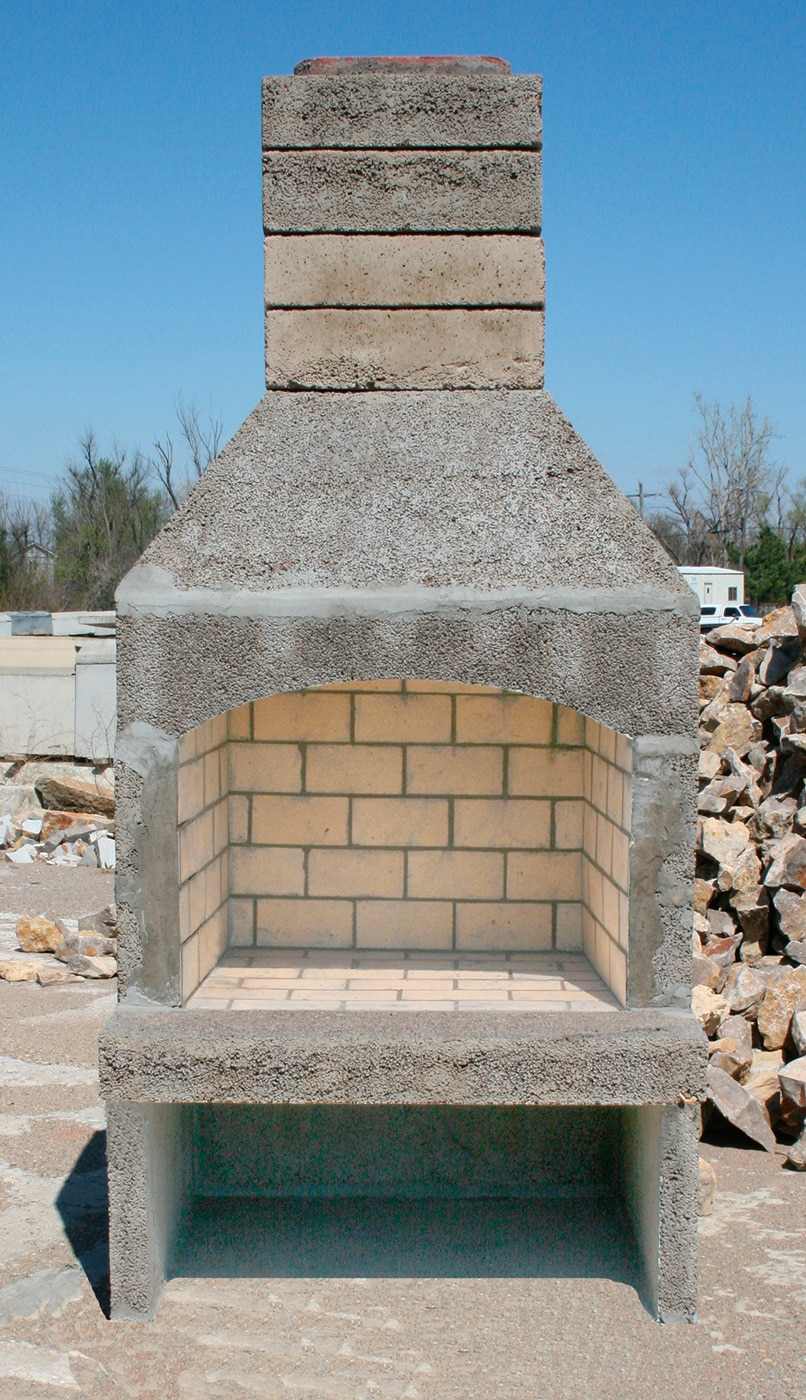 stone age manufacturing outdoor fireplaces new england silica inc. Black Bedroom Furniture Sets. Home Design Ideas