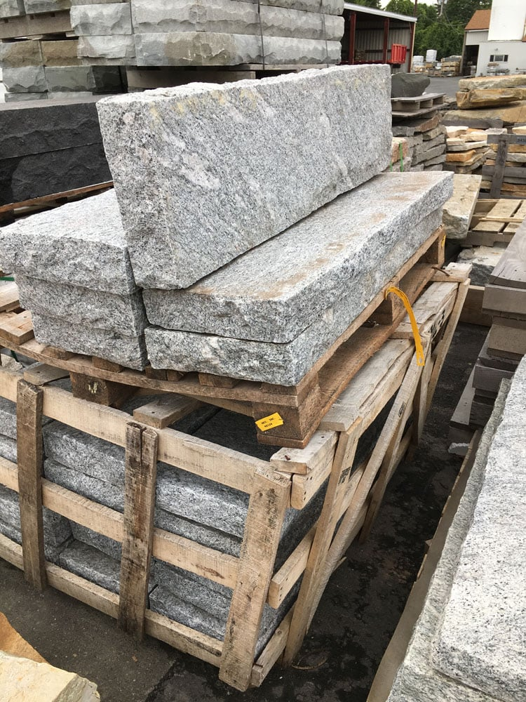 Granite & Stone Steps - New England Silica, Inc