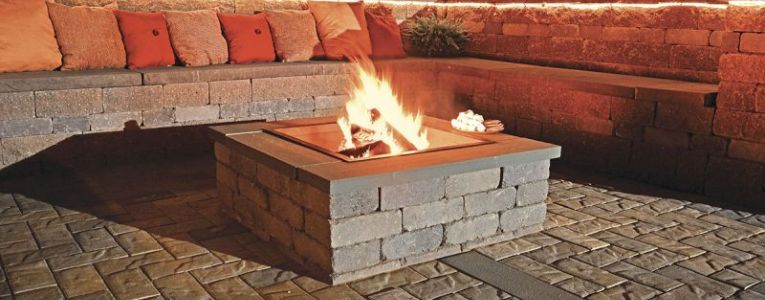 Fire Pits New England Silica Inc