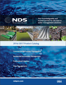 Download the NDS Drainage Catalog (PDF)