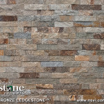 Natural Stone Veneers Bronze Ledgestone