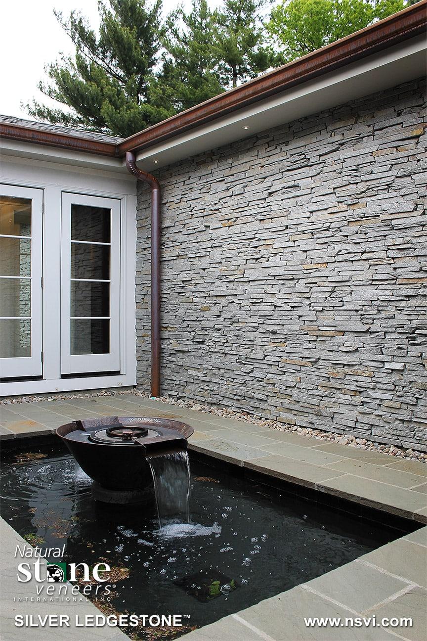 Natural Stone Veneers ǀ Faux Stone Siding ǀ Stone Veneer: New England Silica, Inc