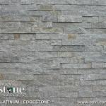 Natural Stone Veneers Platinum Ledgestone