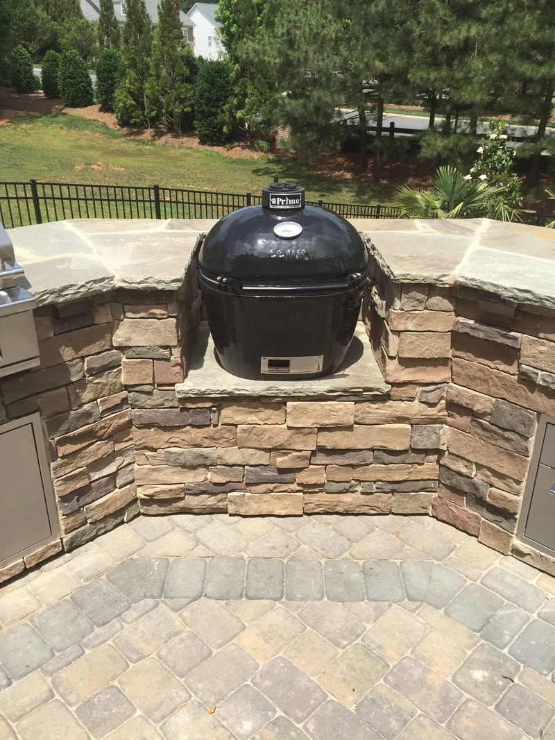 Outdoor Kitchens, Grills, & Pizza Ovens - New England Silica, Inc.