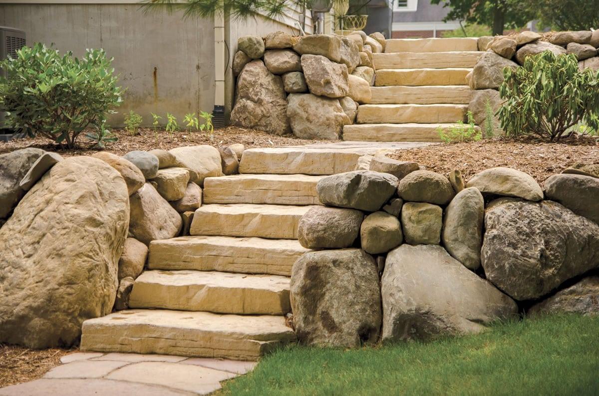 Granite Amp Stone Steps New England Silica Inc