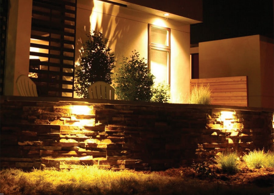 & Landscape Lighting - New England Silica Inc.