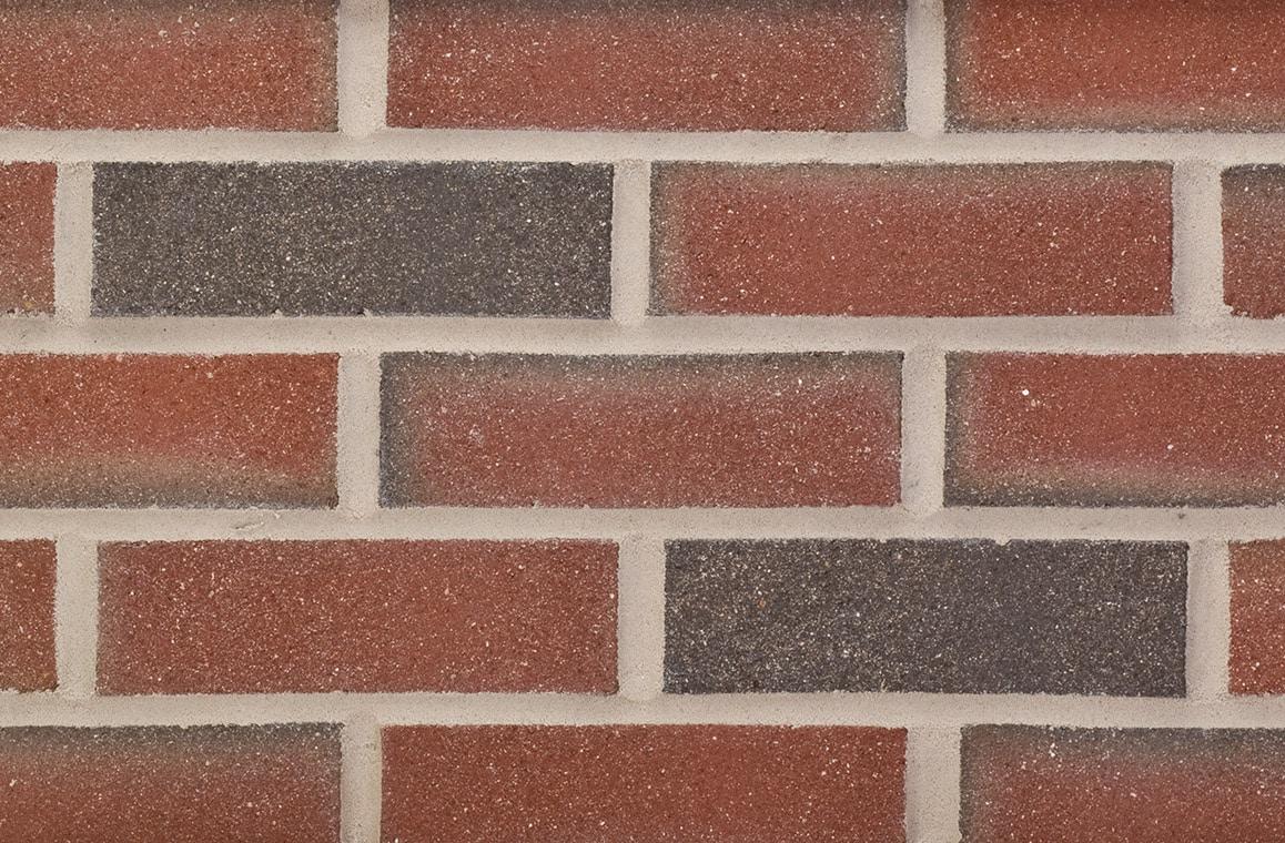 Redland kf brick new england silica inc for Colonial brick