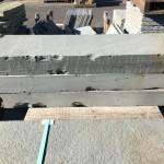 60 Snapped Edge Bluestone Step