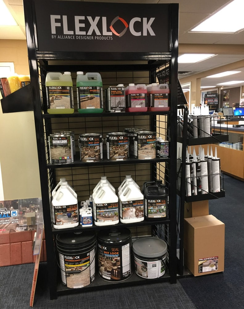 Indoor Displays and Products - New England Silica, Inc