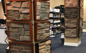 New England Silica Indoor Displays