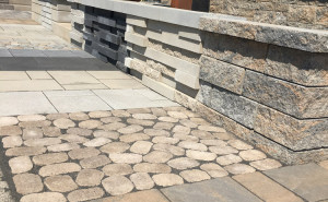 New England Silica Outside Displays
