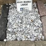 White Marble Large
