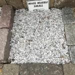 White Marble Small (s.o.)
