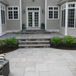 Bluestone Blue Thermal Patio
