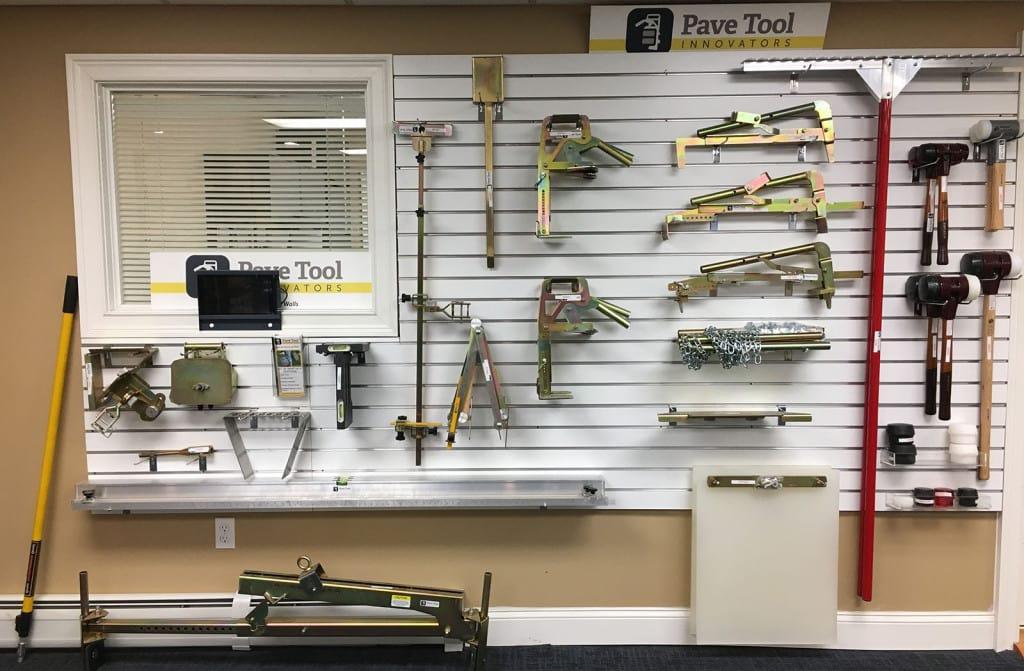 Pave Tool Innovators Display