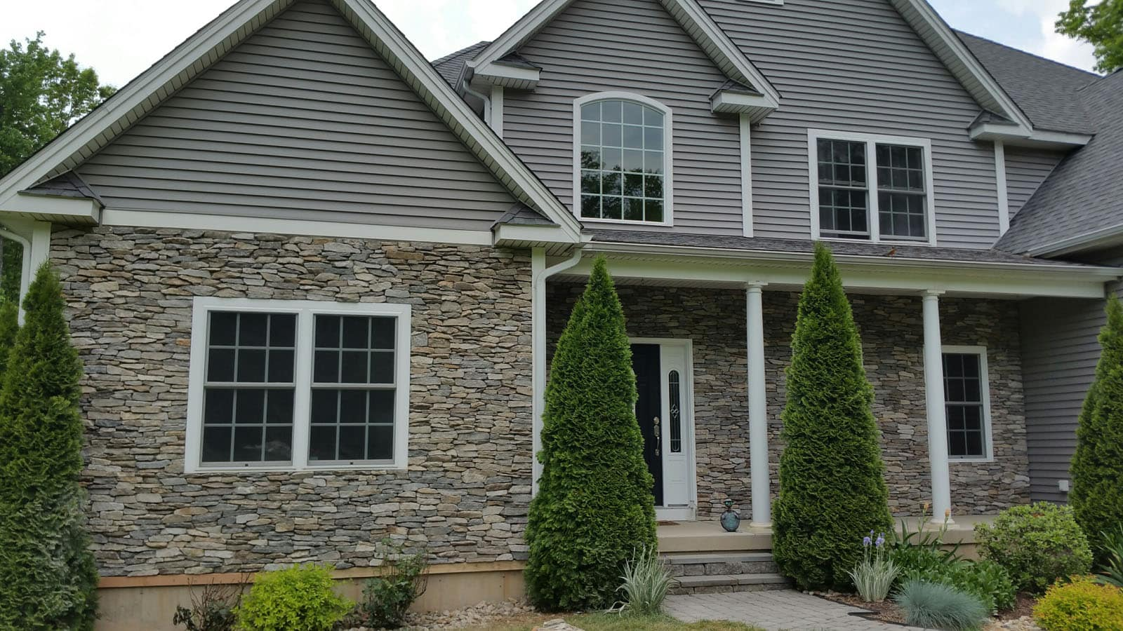 Manufactured Natural Stone Veneers New England Silica Inc