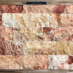 "Ella Travertine 4"" Veneer"