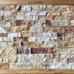 Ella Travertine Ledger Panel