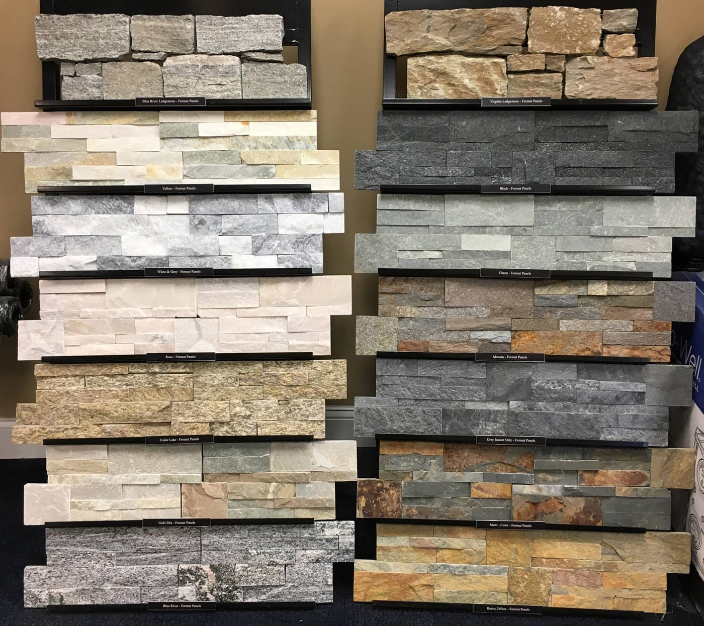 Natural Stone Panels New England Silica Inc