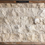 "White Travertine 4"" Veneer"
