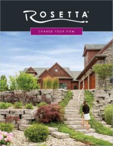 Rosetta 2018 Catalog Cover