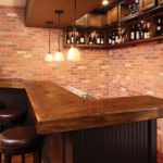 Robinson Brick English Pub Design Idea