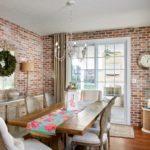 Robinson Brick English Pub Design Idea