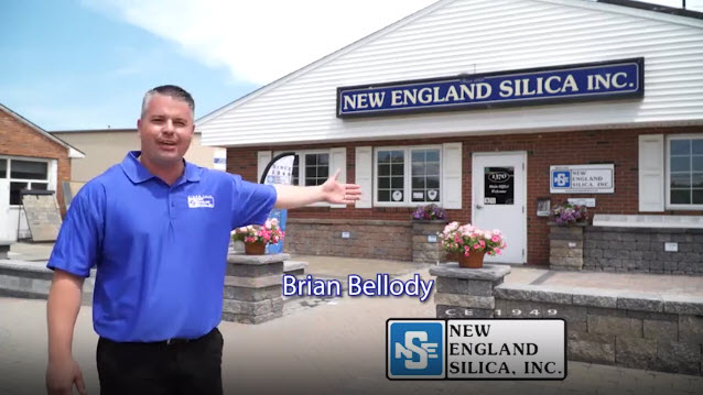 New England Silica Ideal Commercial Spot